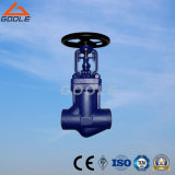 Forged Steel Bellows Seal Flanged Globe Valve (GAWJ41H)