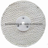 "6""X1/2"" Sisal Buffing Polishing Wheel for Metal"