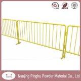 Yellow Powder Coating with Good Mechanical Property