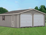 Flat Pack Container Cars Garage Carport for Sale