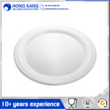 13.75 Inch Disposable Tray Unicolor Dinner Melamine Plate
