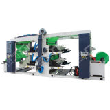 Woven Bag Printing Press for Roller to Roller