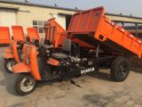 Electric Mining Tricycle /Used on Tunnel Mini Diesel Dumper/Small Truck in Peru