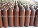 ISO3807-2 Acetylene Cylinders 40L for The Indonesia Markets