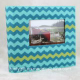 200 Photos Design Fabric Photo Album with Windows