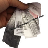 High Quality Label Printing Anti-Fake Satin Ribbon (PS1218)