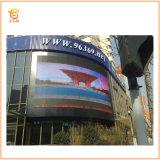 High Density P6 RGB Outdoor LED Display Screen Advertising