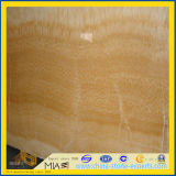 Yellow Honey Onyx Marble Tiles for / Wall / Flooring /Mosaic