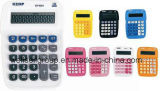 2017 New PVC Colorful Desktop Calculator