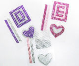 New Style DIY Crystal Sticker for Wall Decoration