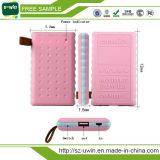 Cookie Shaped 4000/8000mAh Power Bank Portable Charger