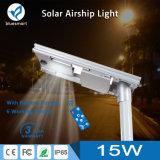 Multi-Working Modes 15W High Power Solar Street Lightings