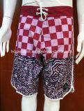 Polyester Printing Surf Shorts Pants Swimwear Beachwear for Men