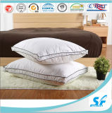 White Duck Feather Down Vacuum Packed Pillow