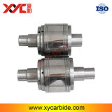 Xyc Precise Size Tungsten Carbide Welded Roller Products for Extruding Ornamen