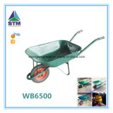 Qingdao Construction Wheelbarrow Wb6500