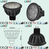 6W Standard Size 400lm Dimmable MR16 LED Spotlight (LS-S505-MR16-ED-EWWD/EWD)