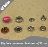 Heavy Duty Metal Button Snaps for Clothing