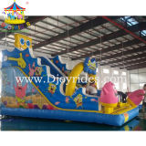 Factory Directed Wholesale Inflatable Dry Slide Inflatable Bob Slide for Kids
