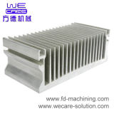 Aluminum/Aluminium Extrusion Profile for Higher Quality Industrial Profile