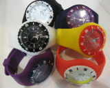 Latest Design Colorful Silicone Sports Watch