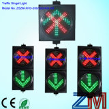 En12368 Approved Lane Indicator Signal Light- Red Cross Green Light