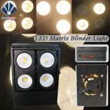 LED Matrix Blinder 100W 4 Eyes Audience COB Stage Light