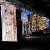 Custom Indoor Digital Printing Advertising PVC Vinyl Hanging Bolckout Banner