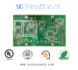 6 Layer Immersion Gold Printed Circuit Board with UL Us Canada
