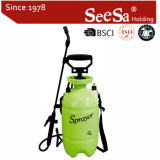 6L Garden Hand Pressure Air Compression Manual Pump Sprayer (SX-CS6K)