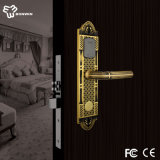 RFID Card Hotel Door Lock with Smart Cards and Software