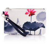 Fashion Promotional Printed Cotton Canvas Cosmetic Pouch (YKY7531-2)