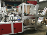 Double Layer Four Lines Plastic Bag Machinery