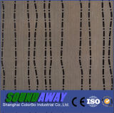 Conference Room Sound Absorb Wooden Acoustic Board