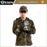 3 Colors Tactical Outdoor Rattlesnake Python Commando Combat Camouflage Jacket