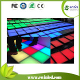 LED Video Dance Floor with Floor Tiles/DMX/Subsidiary DMX/Power Supply