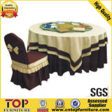 Hotel Jacquard Banquet Chair Cover