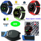 Newest Promotion Gift Bluetooth Smart Watch with Camera and Heart Rate