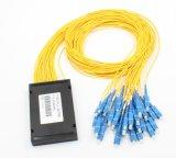 PLC Splitte 1*32 Fiber Optic Splitter