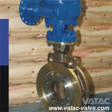 Ss/S. S Lug Type Butterfly Valve Resilient Seated PFA/PTFE/FEP Lining