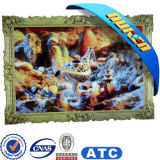 High Quality 3D Lenticular Large Poster Size