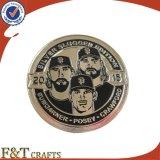 High Quality Cheap Custom Zinc Alloy Coin Medallion