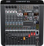 Special New Design Mixer Js Series Professional Amplifier