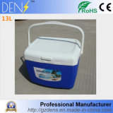 13L EPS Insulation Cooler Box for Food, Picnic, Fishing