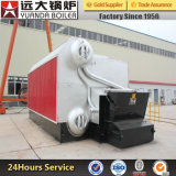 Automatic Pellet Boiler Industrial Wood Pellet Fired Steam Boiler Price