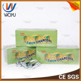 Lemon Combustible Carbon Hookah Charcoal Barbecue Charcoal