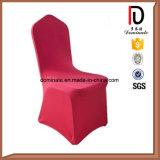 Competitive Price Black Plain Spandex Chair Cover (BR-CC240)