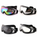 Anti-Fog China Cheaper Motorcycle Racing Goggle for Kids (AG018)