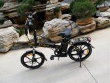 20 Inch Mini Folding Electric Bike lithium Battery E Bicycle