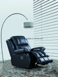Living Room Chair Recliner Top Genuien Leather Motion Chair